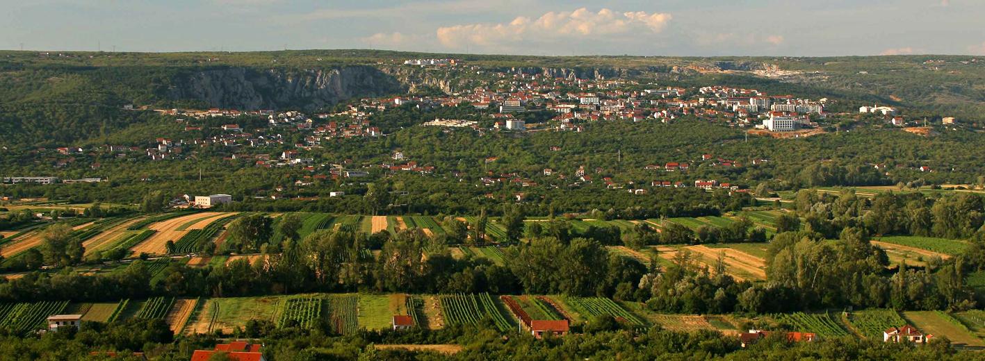 IMOTSKI panorama